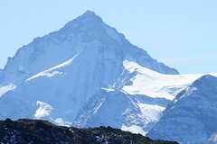 Dent Blanche (Elysium 2010) Tags: snow mountains alps ice nature rock lanscape dentblanche valais valdanniviers glacierdemoiry grandcornier