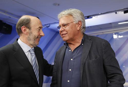 """Rubalcaba en el Foro """"Gobernar el cambio global"""""""