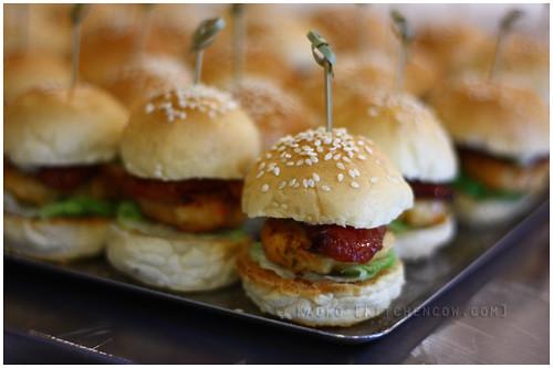 08 Shrimp Tartar Burgers