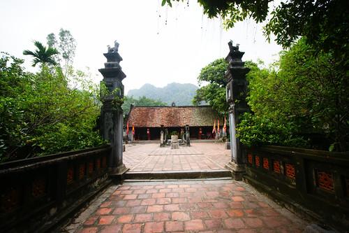 Le Temple- Hoa Lu- Ninh Binh