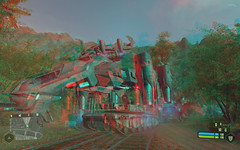 Crysis #0304 (XD3D) Tags: pc stereoscopic 3d games anaglyph xd vtol warfare crysis
