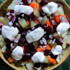 dailyshoot ds678 finnishherringsalad