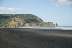 NZ110911034 (paddy.scandlyn) Tags: karekare karekarebeach blacksandnewzealandnznorthisland