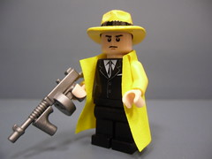 Dick Tracy (Silentmaster OO5) Tags: mmcb brickwarriors