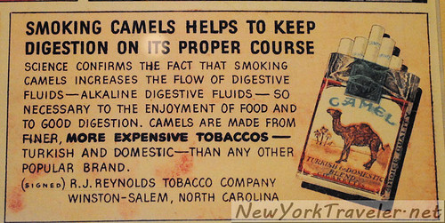11 Old Tobacco Ad