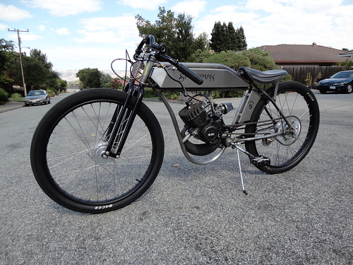 Racer 5 by Sportsman Flyer