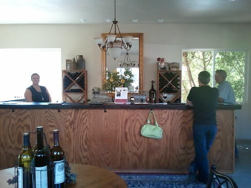 Charles R tasting room