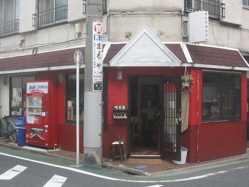 外観@KOTO CAFE(江古田)