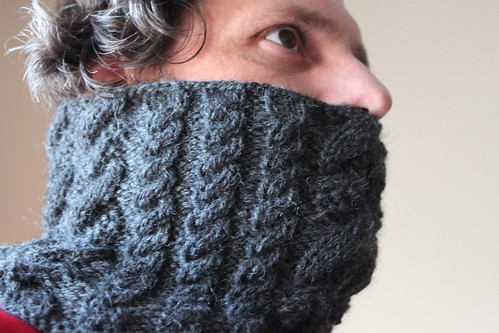 Gray water cowl