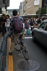 Cycling Kawaramachi