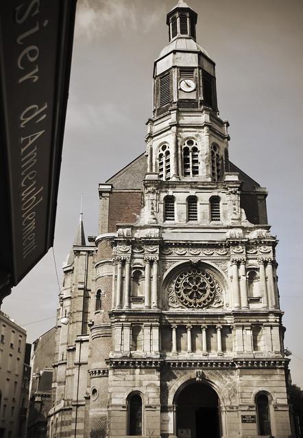 Église Bon-Secours, Trouville