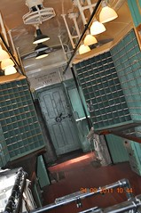 Mail Car (King Kong 911) Tags: park railroad green museum train ky bowling marker quilts historicplace diningcar mailcar presidentscar