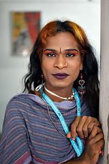 Portrait of a Hijra (Maciej 'Magic' Stangreciak) Tags: portrait asia magic crossdressing transgender queer bangladesh genderqueer maciej hijra chittagong androgyne hijrah transphobia thirdsex hijara kinnar hijada twospirit chakka khusra transman hijda hizra intersexuality transwoman thirdgender maada genderidentitydisorder bigender kojja hijla stangreciak hijira pangender androphilia    khwajasaraa queerheterosexuality questioningtranssexualism trigender gynephilia hijre hizre khasuaa khusaraa khwaajasira napunsakudu pavaiyaa          maciejstagreciak