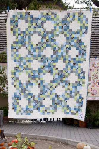 Quilting In The Garden 2011