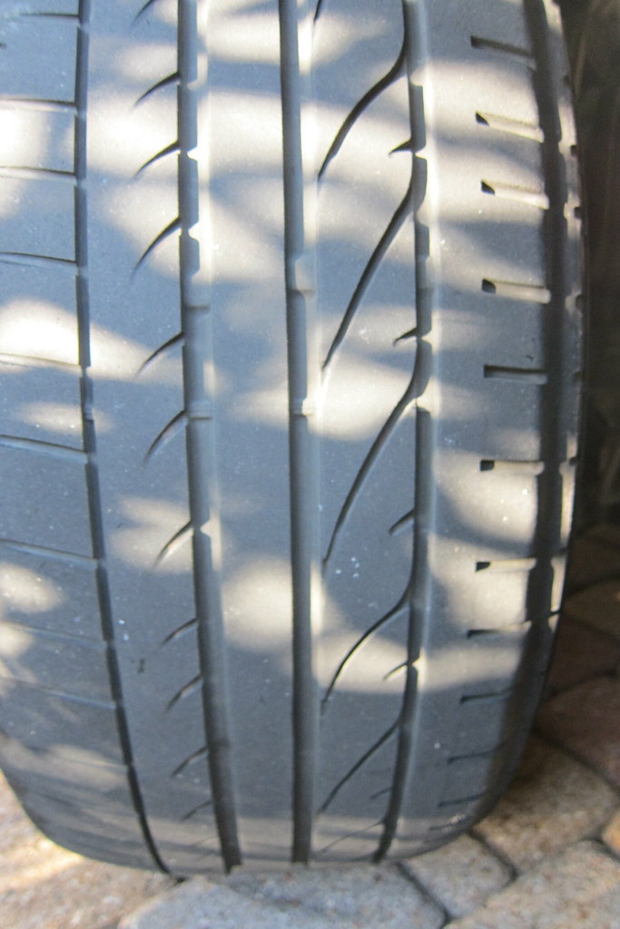 Ridiculously Uneven Tire Wear W Pics