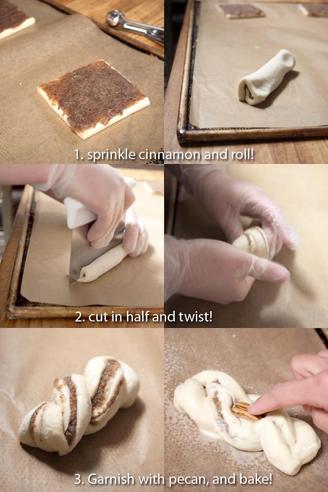 Panera Cinnamon Roll