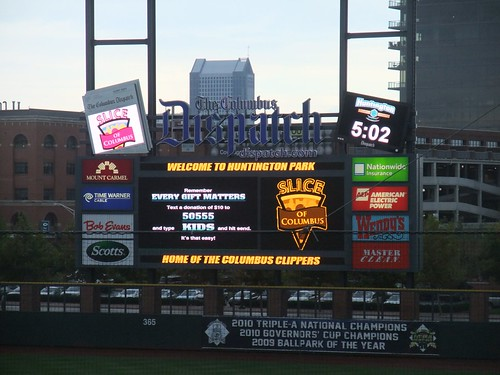 A Slice of Columbus 2011 at Huntington Park