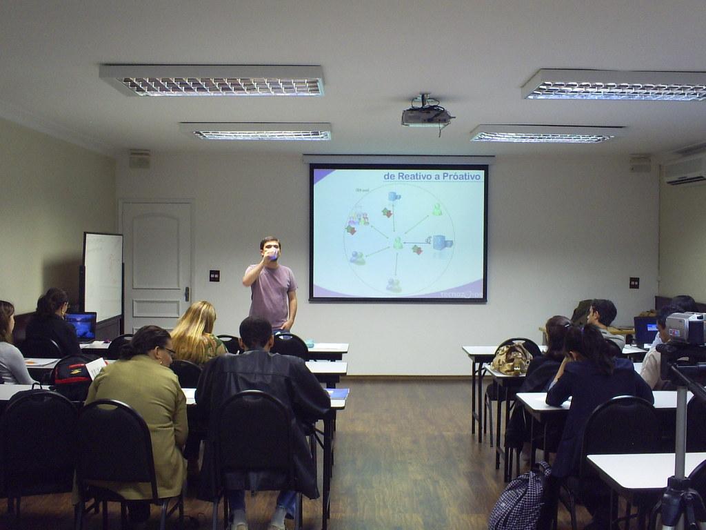 Training Program - Gestão do Relacionamento em Mídias Sociais (Social CRM)