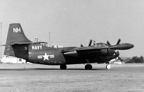North American AJ-2 Savage 134039 VC-7