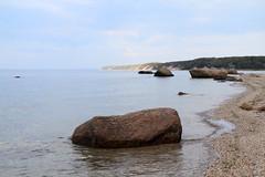 Stony Creek Granite Gneiss (sandy richard) Tags: usa newyork unitedstates geology wildwood calverton wildwoodstatepark newyorkstateparks sandyrichard longislandgeology sandrarichard