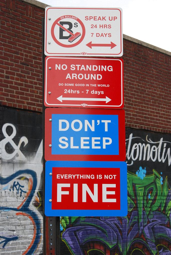 NO BS - DON'T SLEEP