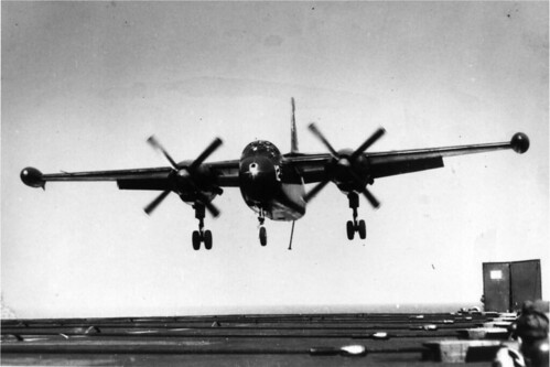 North American AJ-2 of Heavy Attack Squadron Five
