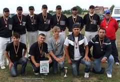 23-25 Septembrie 2011 » Locul II pentru Royals IGB Suceava la Campionatul Național de Baseball (seniori)
