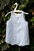 barboteuse (Saídos da Concha) Tags: boy baby clothing stripes bebé recycle bébé garçon handmadeclothes rompersuit upcycle rompers playsuit macacão barboteuse fatomacaco intemporelspourbébés