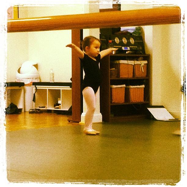 Dancing Baby 9.26.2011