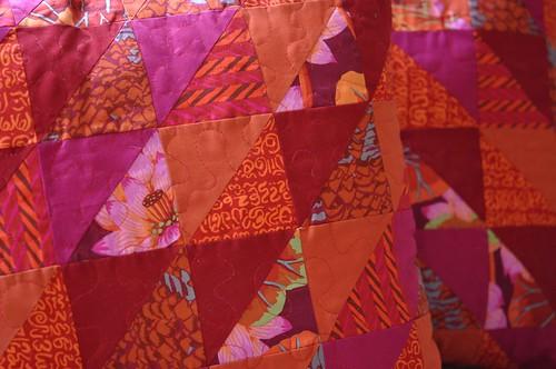 Kaela's cushions - detail