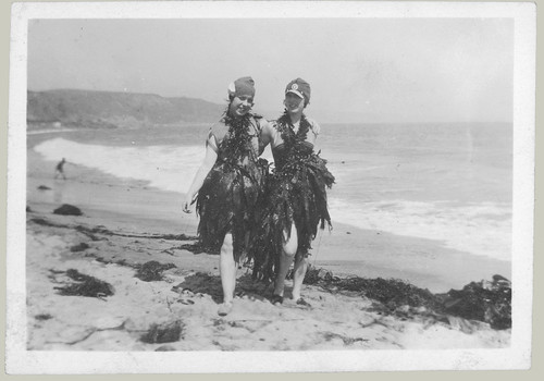 Seaweed girls