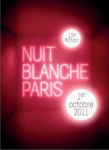Paris - Nuit Blanche 2011