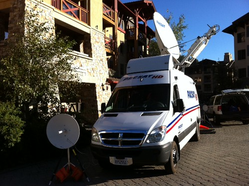 Sattlelite Uplink at Squaw/Alpine Merge