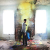 (brianoldham) Tags: light boy color fireplace colorful paint smoke smokebombs alexstoddard brianoldham