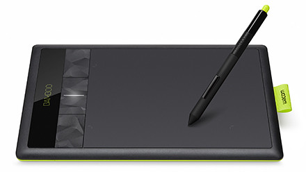 Wacom Bamboo graphics tablet