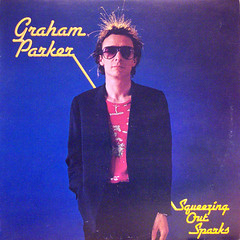 Graham Parker Squeezing Out Sparks (epiclectic) Tags: blue music art sunglasses vintage album vinyl retro collection jacket cover lp record 1979 sleeve thefuturessobrightigottawearshades grahamparker epiclectic tfsbigws