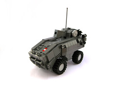 RAMM Armed Utility Truck (ernald) Tags: truck lego contest utility vehicle ramm lcn