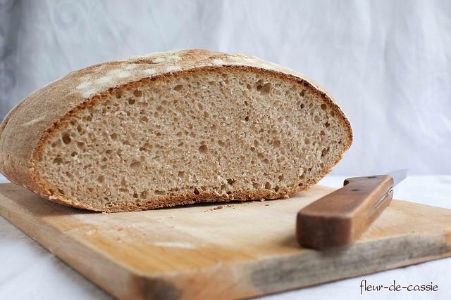 хлеб французский деревенский 3