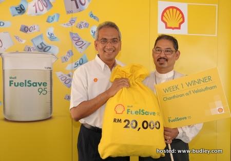 Shell Winner's Celeb _ Pic 1