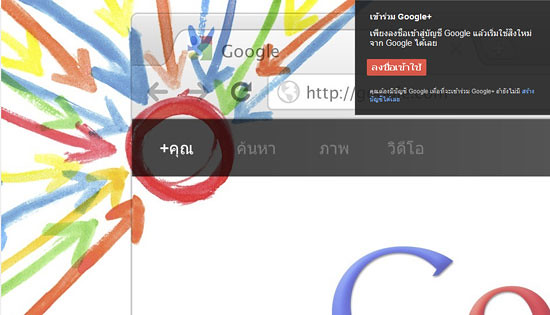 Google Plus เปิดให้ใช้อย่างเป็นทางการแล้ว