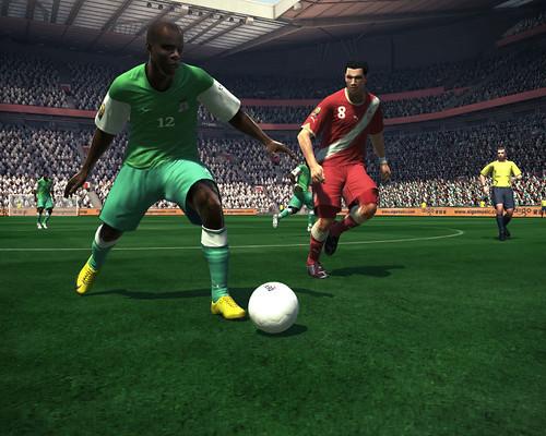 PES 2012 Online Mode Detailed