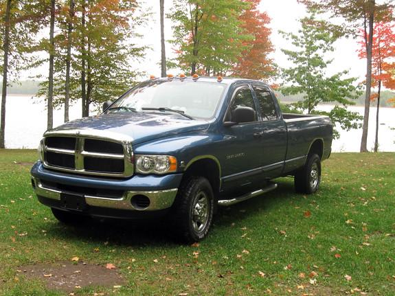 2003 pickup dodge ram