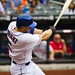 David Wright swings