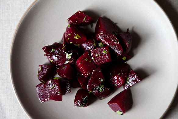 Jamie Oliver's Smoked Beets Recipe — Dishmaps