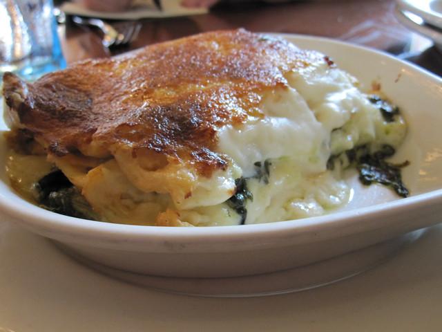 Geordon's Lasagna Verde