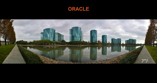 Oracle Campus (Pano) by Yogendra174
