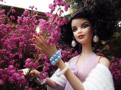 331 (Alrunia) Tags: nature doll handmade barbie fashiondoll mattel gustavklimt museumcollection redress restyle barbiecollector 16thscale playscale pinklabel klimtbarbie barbieinspiredbygustavklimt