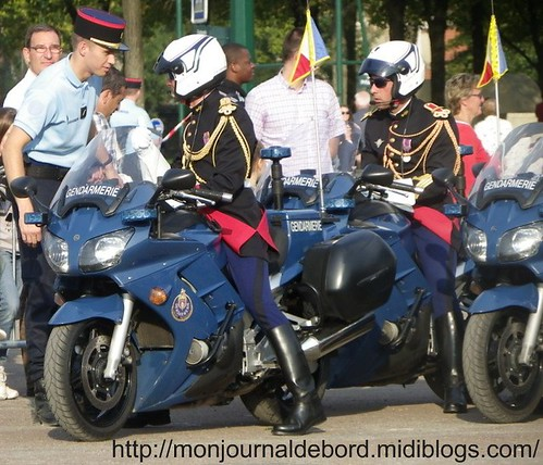 Motards Garde Républicaine 03