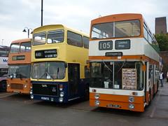 another day,another place,another rally(2)-Wirral bus & tram show birkenhead october 2011 (gardnergav) Tags: birthday bristol nbc volvo vrt birkenhead ailsa daimler fleetline westmidlandstravel parkroyal mct ecw mancunian tbg selnec jov738p 4738 nationalbuscompany 2236 rna236j wumpty wmpte preservedbus telfordbusgroup vvv952w wirralbustramshow teesvalleyluxurycoaches 4738busgroup