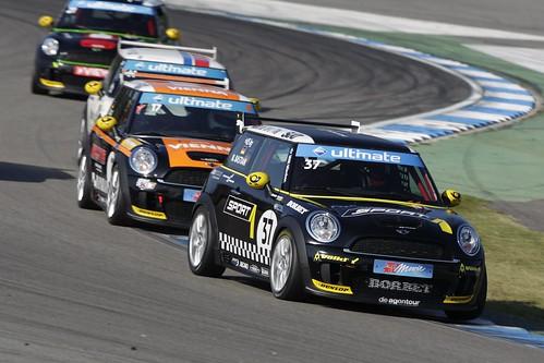 MINI Challenge Hockenheim 2011